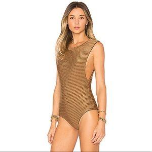 Acacia Swimwear Mesh Cloud9 One Piece Swimsuit